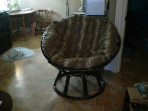 Refurbished chair for sale: