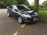 11-Ford Focus 1.6 ( 100ps ) Auto 2011MY Sport