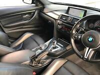 2015 65 reg BMW M3 3.0 DCT + Black + Black Leather + M PERFORMANCE KIT + HEAD UP