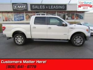 2013 Ford F-150 Lariat  4X4, NAVI, ROOF, COOLED  HEATED LEATHER