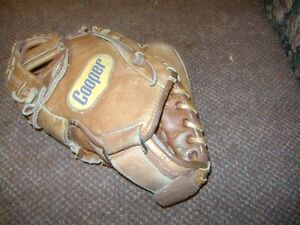 COOPER SOFTBALL GLOVE