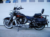 1995 Heritage Softail Classic