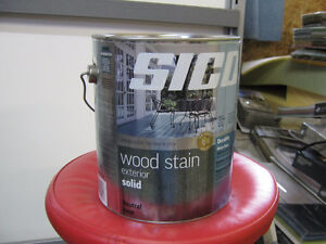 Brand New Gallon Stain