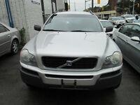 2004 Volvo XC90,AWD,2.5L,runs perfect,no rust ,super clean