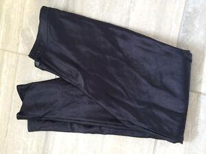 American Apparel disco pant black