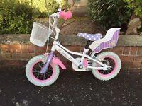 Jasmine 2 child's bicycle 2-4yrs