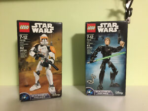 Lego Star Wars  Commander Cody
