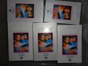 STAR TREK - TOS - THE COLLECTOR'S EDITION