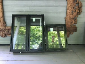 New Pella Casement Windows
