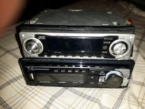 2 radio radio de char