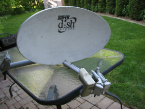 Satellite Super Dish Elliptical