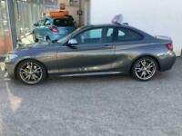 2015 BMW 2 Series M235i 3 Coupe Petrol Manual
