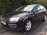 Ford Focus 2006 serviced 11 times!