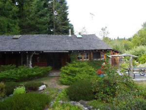 Exclusive Property with 5 dwellings FOR SALE on Vancouver Island