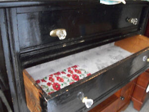 Vintage Cedar 2 Drawer Chest