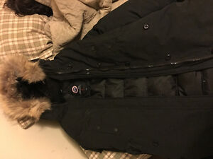 Real Canadian goose jacket
