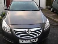 Vauxhall Insignia 1.8i 16v VVT 2009 Exclusiv 1 previous owner