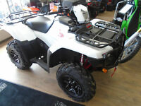 HONDA TRX 500 RUBICON IRS EPS 2015