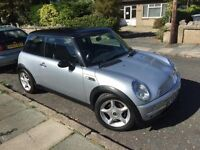 2001 51 MINI COOPER WITH CHILLI PACK.NICE LOW MILEAGE EXAMPLE.RAKES OF S/HISTORY