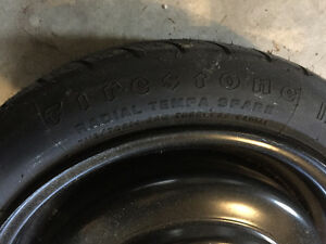 Spare Tire – '05 Saturn Ion Peterborough Peterborough Area image 2