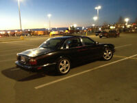 1998 Jaguar XJ XJR Berline