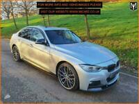 2016 (16) BMW 330D M SPORT X DRIVE (FBMWSH) (GENUINE WHEELS) (MEGA SPEC)