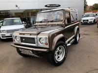 2005 Land Rover Defender ICON FALCON SOFT BACK 90 PICK-UP Diesel bronze Manual