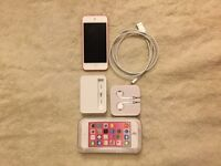 Pink iPod touch 5th Generation (16gb)