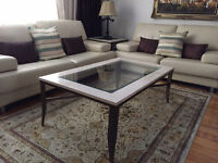 Coffee Table and Side Table -- Original Price: $800