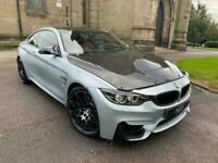 BMW M4 COMPETITION PACK 2017/17 DCT+LOW 19,201 MILES+FULL CARBON+HEADS UP+NAV+PX
