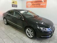 2012 Volkswagen CC 2.0TDI ( 140ps ) DSG ***BUY FOR ONLY £43 PER WEEK***