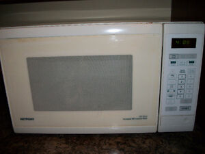 Four micro-ondes Hotpoint