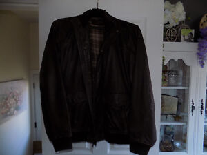 Marks work wear house Leather Jacket