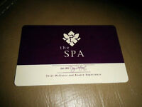 The Spa Day Retreat Gift Card