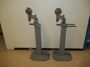 EYELET INSERTION MACHINES - $60.00 EACH (2 AVAILABLE)