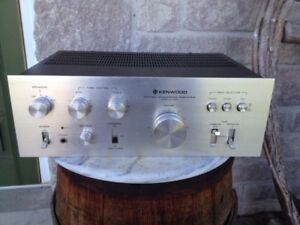 Vintage Kenwood stereo amplifier KA-3500