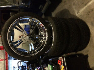 Chrome 24's for sale!