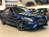 2017 Mercedes-Benz C Class 2.0 C350e 6.4kWh AMG Line (Premium Plus) G-Tronic+ (s