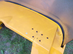 1972 Ski-doo Olympique Snowmobile Hood with Windshield Peterborough Peterborough Area image 4