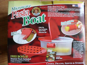 Pasta Boat for Microwave