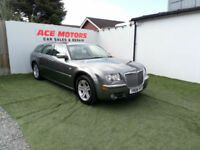 2008 CHRYSLER 300C 3.0 CRD V6 AUTOMATIC ESTATE,ONLY 74000 MILES WITH FSH