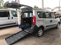 2017 Fiat Doblo 1.4 16V Pop 5dr WHEELCHAIR ACCESSIBLE VEHICLE 5 door Wheelcha...