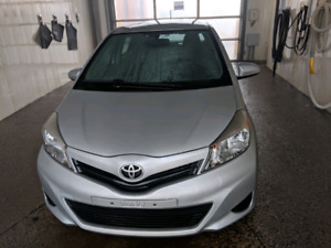 2014 Toyota Yaris Low kms