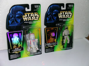 Star Wars Power of the Force Green Card figures Kitchener / Waterloo Kitchener Area image 3