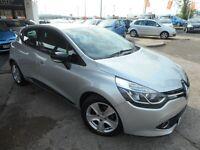 Renault Clio DYNAMIQUE MEDIANAV ENERGY DCI S/S (silver) 2014