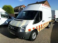2010 Ford Transit 2.4TDCi T350 MWB, Compressor Van, Workshop Van, Euro 4