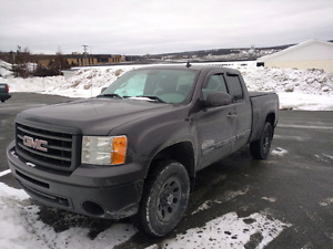 2010 GMC 1500 SL Nevada Edition 4.8L V8   4WD