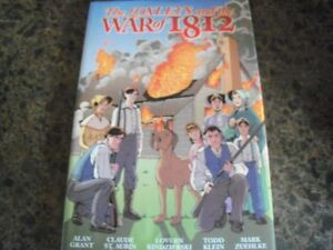The Loxleys and the War of 1812 --by Alan Grant