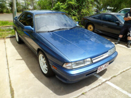 Mazda Mx6 Turbo 4WS 2 Door Coupe No Rust Nice Paint Brisbane City Brisbane North West Preview