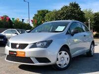 2012 SEAT IBIZA 1.2 S A/C, NEW SHAPE FACELIFT + 1 OWNER + FULL SERVICE HISTORY !